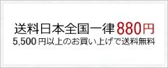 送料日本全国一律864円